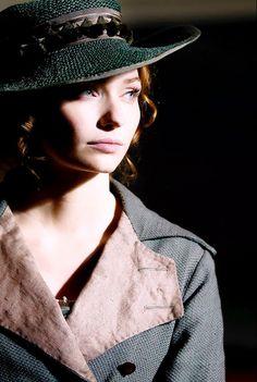 Eleanor Tomlinson as Demelza in 'Poldark' (2015-)