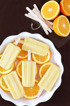 Popsicles. As if you needed another reason to start dreaming about summer. We can think of few things we'd rather get our hands on than a frosty frozen treat. And while we admittedly have a thing for ice cream cake. And we could eat ice cream sammies for dinner. Meet our newest icy obsession --- the frozen pop. Get ready to cut, puree, freeze and lick your way to one of life's simple pleasures. Because let's be honest. You're never too old for a popsicle.