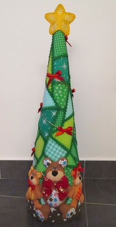 Bonecas da Tânia: Natal