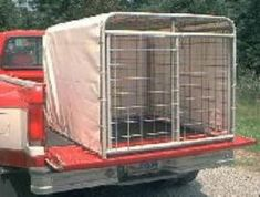 The Original Goat Tote - For hauling small livestock as well as dogs
