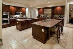 kitchen of one home we are watching, beautiful