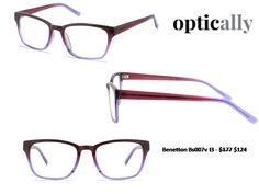 c77584b42c Benetton BS007V I3 - rectangle frames - Prescription Glasses