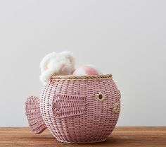 Fish Basket   Pottery Barn Kids