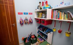Micaela Góes organiza quarto de brincar no 'Santa Ajuda' - Casa - GNT