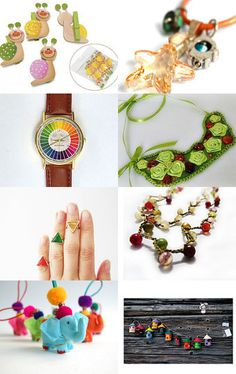 Colors by Alessandra on Etsy--Pinned with TreasuryPin.com