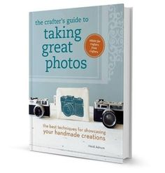 Win The Crafter's Guide to Taking Great Photos! Enter by 6.5.12: http://blog.spoonflower.com/2012/05/crafty-photography-book-giveaway-and-drawing-set-giveaway-winner.html