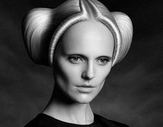 hair - Irina Debrovenko (InDeArt)Russian Hairdressing Awards 2015 (winner)photos - Karen Kananian & Pasha Pavlovretouch - Karen Kananian