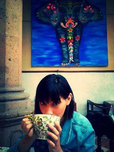 Café.... Patio