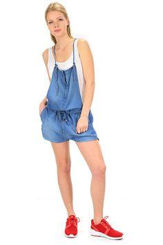 Kocca - Abiti - Abbigliamento - Salopette in tessuto morbido, con tasche laterali, coulisse in vita.La nostra modella indossa la taglia /EU XS. - L445 - € 99.00