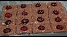Chocolate Cherry Fudge Christmas Recipe