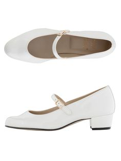 American Apparel - Mary Jane Pump Patent Shoe #PINATRIPWITHAA #AMERICANAPPERAL