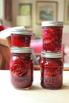 Delicious recipe for Pickled Italian Plums. Made August 2015.