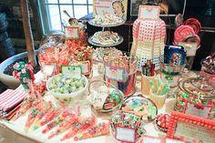 candy bar display - Google Search
