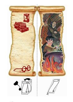 Free Harry Potter Printables | or all three FREE Harry Potter Printable Bookmarks. Your Harry Potter ...