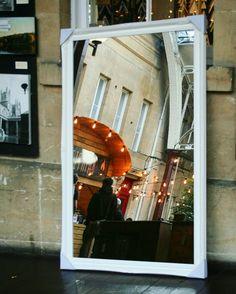 "Alexa Holroyd (@alexaholroyd) on Instagram: ""@bathpizzaco reflection #pizza #bathpizzaco #socialslice #igersbath #igersbathpizzaco…"" Oversized Mirror, Flat Screen, Pizza, Bath, Furniture, Instagram, Home Decor, Flatscreen, Interior Design"