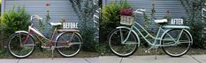DIY bike makeover