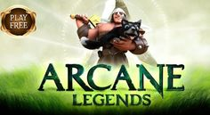 Arcane Legends Hack Platinium Gold - Bookhacks.com