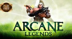 Arcane Legends Hack Platinium Gold - Bookhacks.com