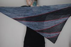 HEARTBREAK Shawl Knitting Pattern PDF by NorthboundKnitting, $4.50