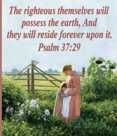 Bible Psalms, Psalm 37, Bible Scriptures, Bible Quotes, See Yourself, Life In Paradise, Spiritual Songs, Spiritual Thoughts, Bible Truth