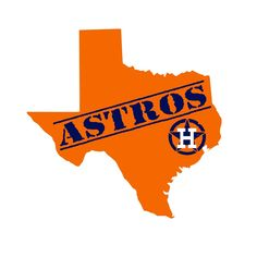 Astros over Houston Texas v2 (SVG, JPG, Digital Download)  Please view my storefront for more designs! jenilynncrafts.ec...
