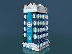 APTAMIL   BABY MILK   DISPLAY STANDS Ad Design, Custom Design, Promotional Stands, Exhibition Display Stands, Point Of Purchase, Store Fixtures, Contract Furniture, 3 Things, Milk