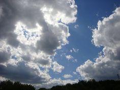 Hucisko, maj chmurką malowany...