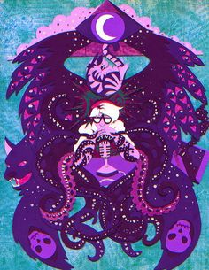 welcome to night vale fan art 6