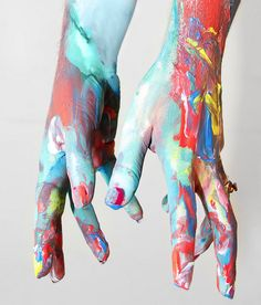 Hands by ~Stacie~ on Flickr
