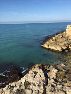 20 marzo 2016....gli scogli di Punta Corvo ( Scicli)....mare nostrum