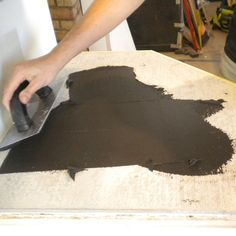 Easy DIY Concrete Counters: The Missing Link. Ardex counter tops built from scratch. I would use a Dex-O-Tex product available on line or concrete sealer that- IS SPECIFICALLY A TWO PART EPOXY SEALER. Harder than you can believe when cured and nearly a bulletproof finish