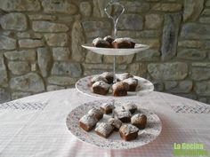 brownies espelta y nueces