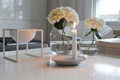 Muuto Silent / Muuto Float / By Lassen Kubus Glass Vase, Inspiration, Interior Design, Home Decor, Projects, Bra Tops, Biblical Inspiration, Nest Design, Decoration Home