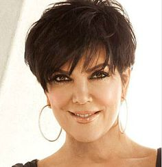 Kris Jenner Hair Cut Back View | Kris Jenner Offers Kanye West Millions to Marry Kim Kardashian & It's ...