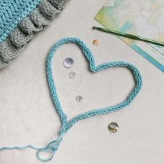 crochet cord tutorial The Effective Pictures We Offer You About ganchillo Crochet A quality picture can tell you many things. Bobble Stitch Crochet, Crochet Cord, Basic Crochet Stitches, Crochet Basics, Crochet Sheep Free Pattern, Crochet Blanket Patterns, Knitting Patterns, Crochet Crafts, Crochet Projects
