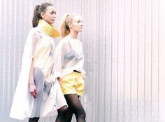Natálie Fajtová, Sofie Ester Nováková - Transparency Design Festival, Leather Skirt, Skirts, Fashion, Moda, Leather Skirts, Fashion Styles, Skirt