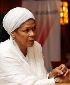 Convert to Islam: Dr. Amina Wadud, American scholar of Islam