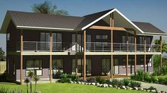 Australian Steel Frame Kit Homes and Granny Flats