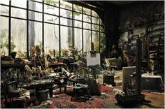 wild art studio.