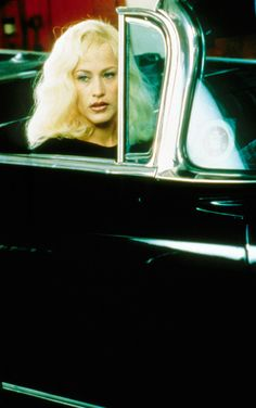 """Patricia Arquette in """"Lost Highway"""" - this magic moment..."""