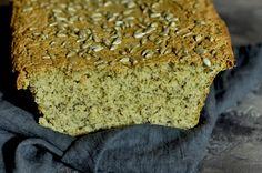 Chleb owsiany, bezglutenowy - Misa Mocy