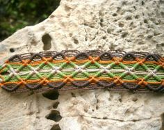 Macrame bracelet/Wristband bracelet/Men bracelet/Adjustable bracelet/Macrame jewelry/Men jewelry