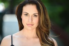 Actress Christina Villa! Jordan Matter Photography specializes in uniquely effective Headshots & Comp Cards for Actors & Models. Jordan's headshots and comp cards stand out from the crowd and help you get work. Take a look and see for yourself.