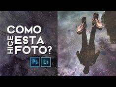 COMO HACER FOTOS CREATIVAS CON EL CELULAR  // DOBLE EXPOSICIÓN // TUTORIAL PHOTOSHOP // LIGHTROOM - YouTube
