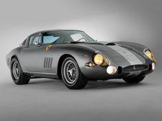 """Ferrari 275 GTB/C Speciale May Fetch 1965 """"Le temps passe mais pas une ride pour le cheval cabré."""""""