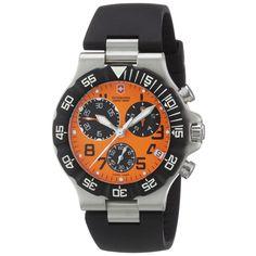 Victorinox Swiss Army Men's 241340 'Summit Xlt' Chronograph Black Watch