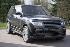 2014 Land Rover Range Rover Vogue By Mansory