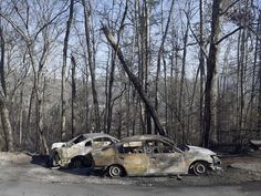 Inferno in the Smoky Mountains: Photos From Gatlinburg Wildfire Devastation Gatlinburg Fire, Gatlinburg Tennessee, Gatlinburg Wildfire, The Mountains Are Calling, Great Smoky Mountains, Tennessee Fire, Gates Of Hell, Fire Image, The Weather Channel