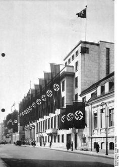 Reich Chancellery, Berlin, Germany, 1936; photo 1 of 2