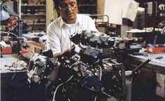 A quick look at the life of legendary #DucatiMotor engineer Franco Farne who expired recently - autoX